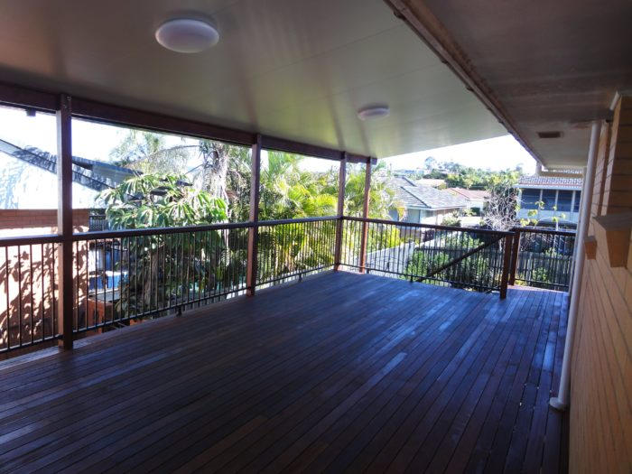 Ken Mckay Homes - Deck Renovation