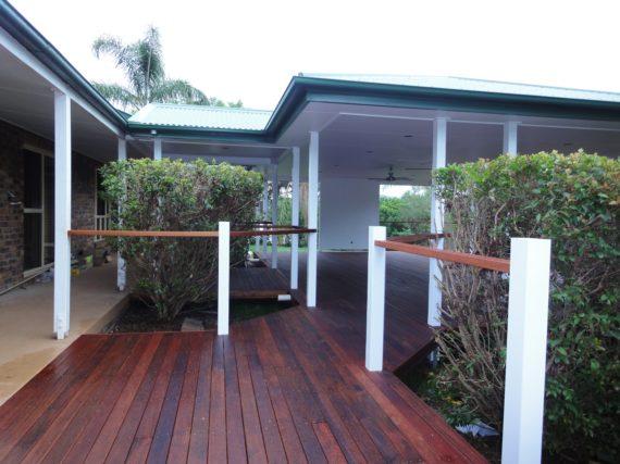 Ken Mckay Homes - Deck Renovation